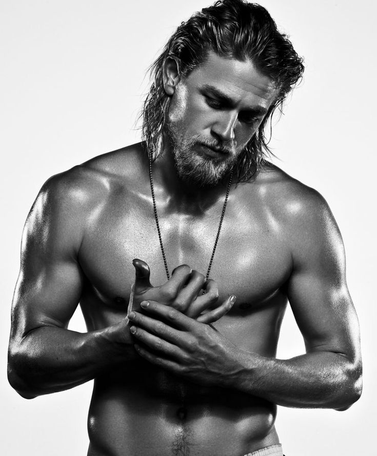 Charlie Hunnam - Sons of Anarchy Photoshoot