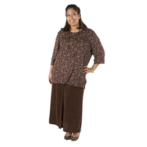 plus size long skirts 07205440