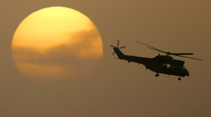 2 Brits, 2 US, 1 French service personnel killed in Afghanistan helicopter crash http://pronewsonline.com A Puma helicopter. © Bob Strong