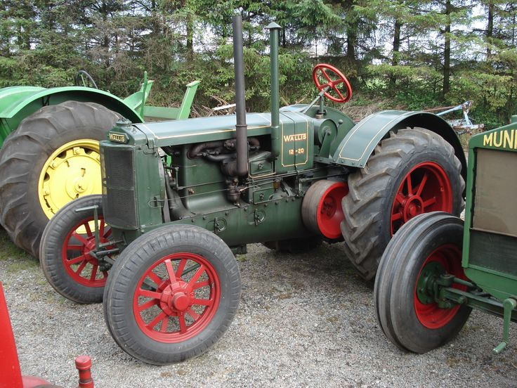 Massey Ferguson 1220 Tractor Parts : Best images about old farm tractors and info on