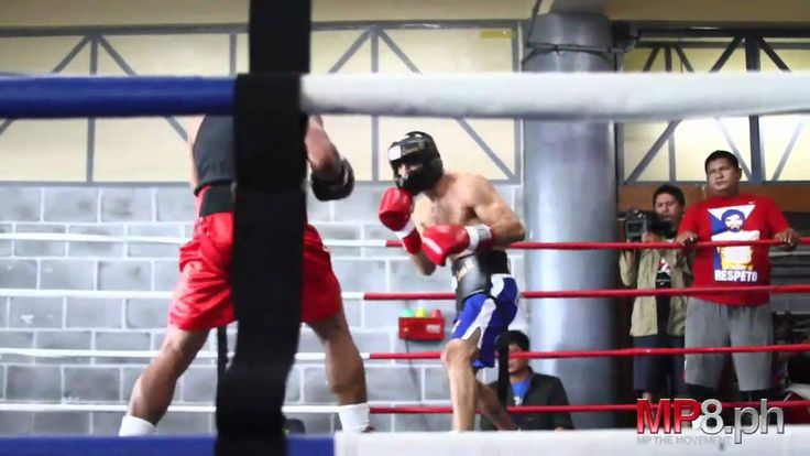 Watch this video! Manny Pacquiao sparring with Jorge Linares