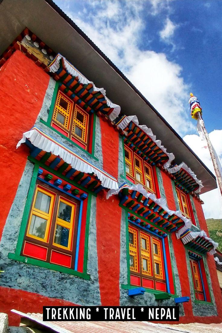 Namche Bazaar In 2020 Everest Base Camp Trek Nepal Travel Nepal Trekking