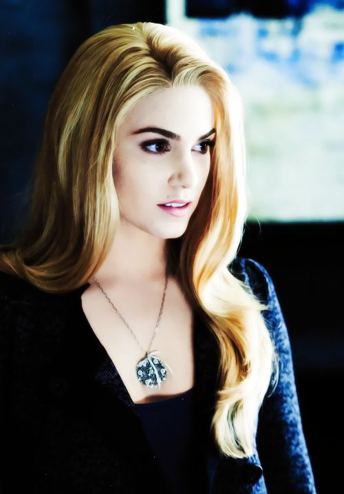 "Eclipse ~ Rosalie. Just because this is my favorite ""look"" of hers in the entire series."