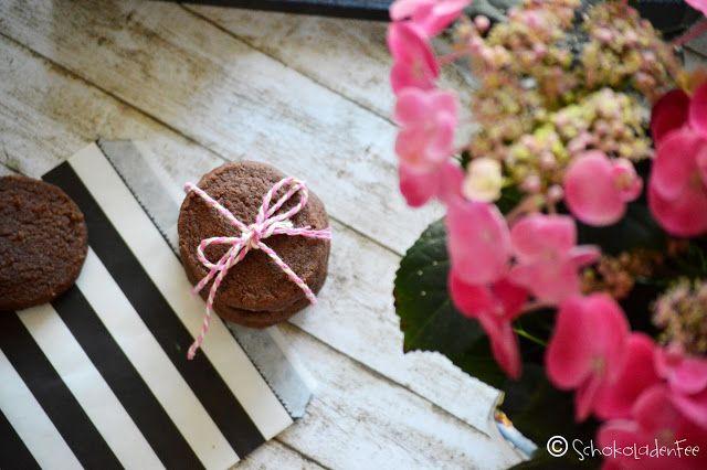 Fabelhafte französische Schokoladenplätzchen