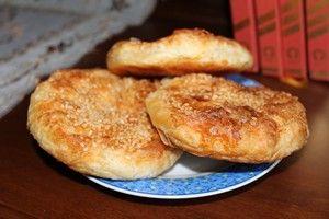 kars ketesi - zoete broodjes uit Kars
