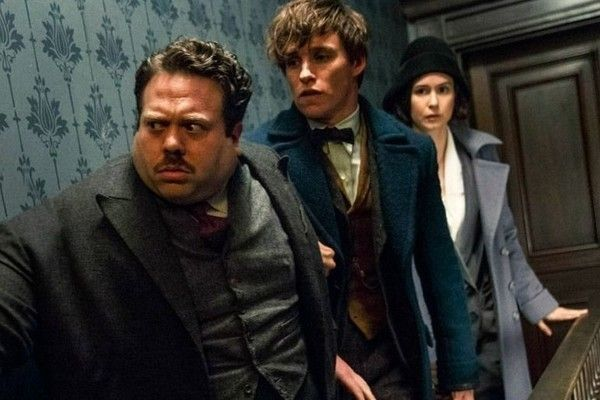 Which 'Fantastic Beasts' Character Are You? - It's a whole new Wizarding World! - Quiz I got Newt!!!!
