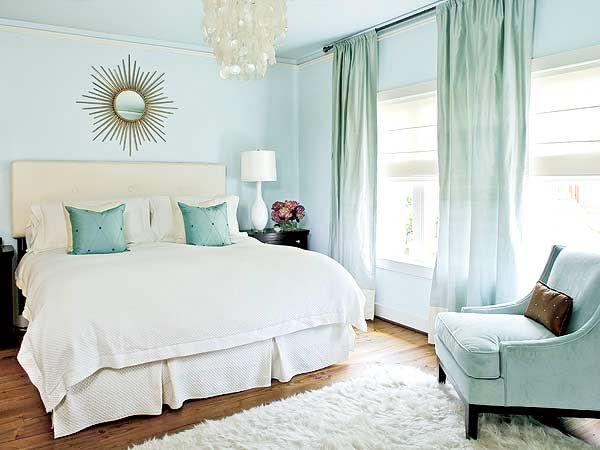 breezy bedroom