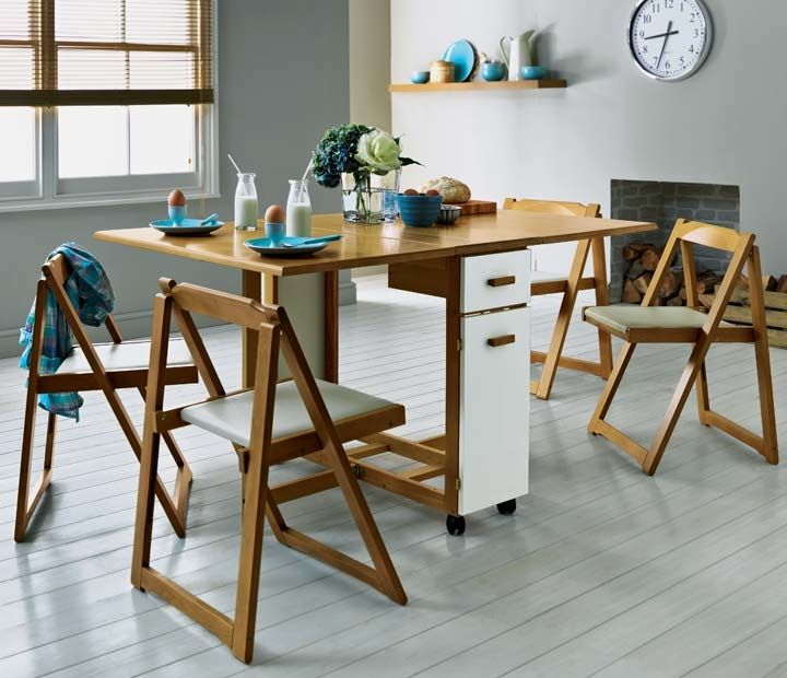 Kitchen Tables With Wheels Kitchen Table Settings Kitchen Table Chairs Space Saving Dining Table