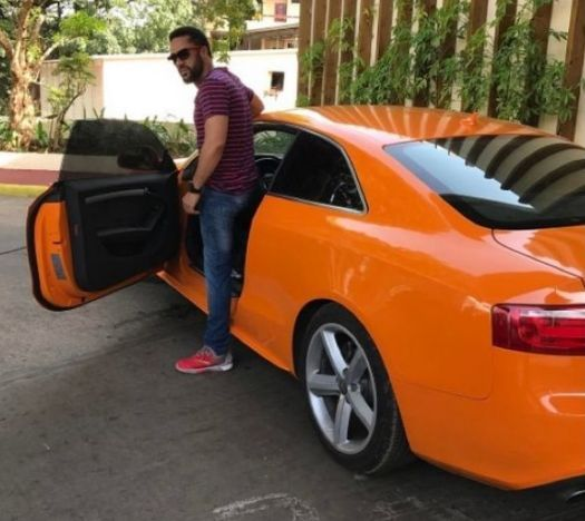 Actor Turned Born Again Majid Michel Buys Audi A5 Coupe