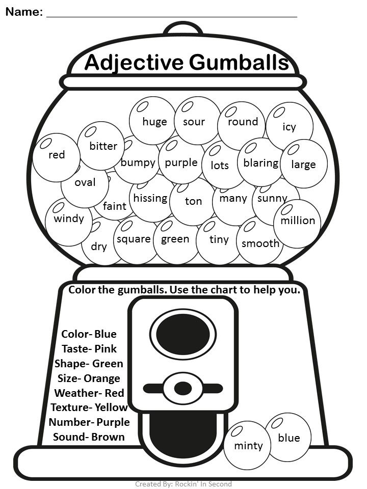 Best 25+ Adjectives activities ideas on Pinterest