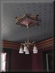 Victorian Parlor Ceiling