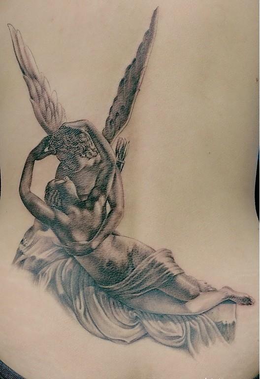 resultado de imagem para eros psique tattoo tattoo pinterest tatuajes para mujeres ideas. Black Bedroom Furniture Sets. Home Design Ideas