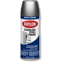 Best 25 stainless steel spray paint ideas on pinterest for Can you spray paint stainless steel