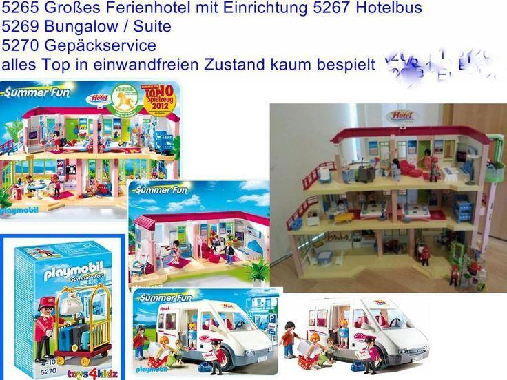 die besten 25 playmobil zubeh r ideen auf pinterest playmobil feen puppenhaus playmobil und. Black Bedroom Furniture Sets. Home Design Ideas
