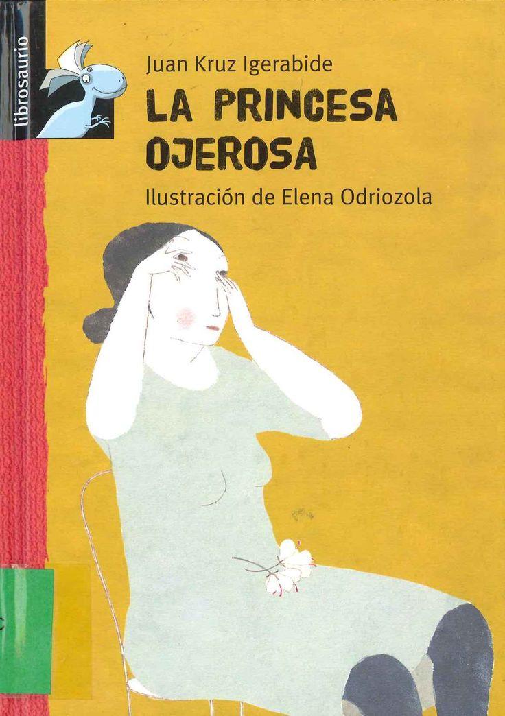 """""""La princesa ojerosa"""" Juan Kruz Igerabide y Elena Odriozola."""