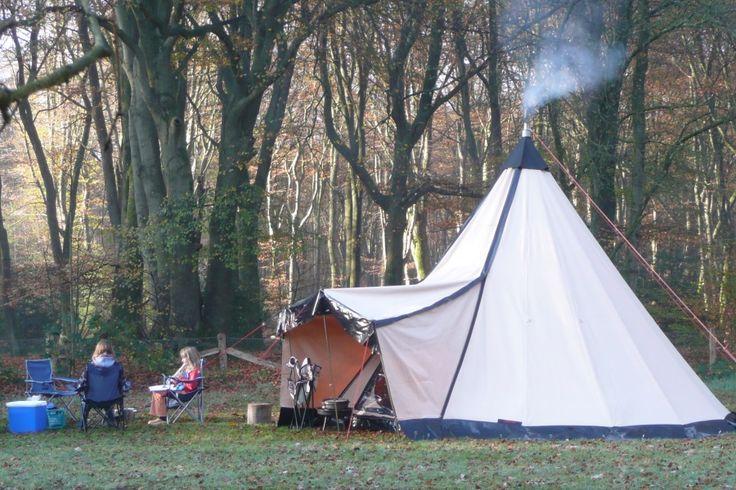 Voor stoere kampeerders is het ook deze winter mogelijk om in de natuurgebieden van Staatsbosbeheer te winterkamperen. Kijk hier om te zien waar.