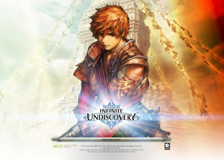 Pdf infinite undiscovery guide