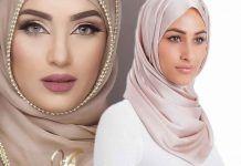 Vidéo Tutoriel : Voici Comment Mettre Le Hijab Festif