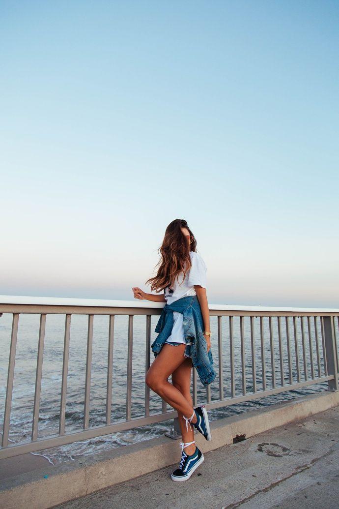 Conheci um Pier de Long beach, na Califórnia, chamado Belmont Veterans Memorial Pier, e aproveitei para compartilhar como chegamos até lá.