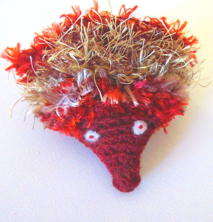 Easter Egg Hat Australian Edhidna Finger Puppet by ArtNomadixMeggaYarnz on Etsy