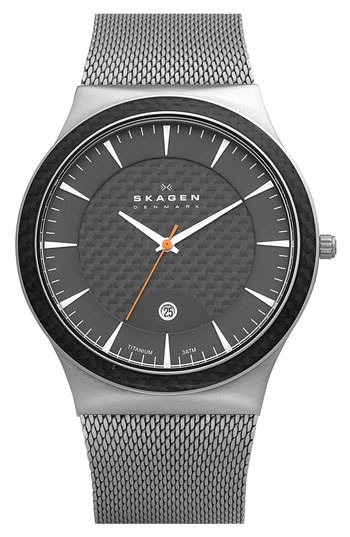 Skagen Titanium Case Watch available at Nordstrom