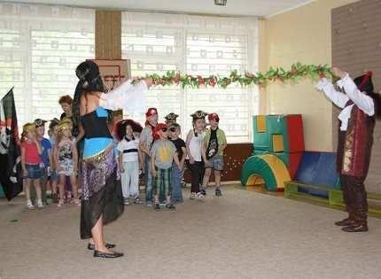 Конкурс на детском празднике
