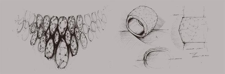 Massimiliano Bonoli - Sketch Project Design #sketch #jewel