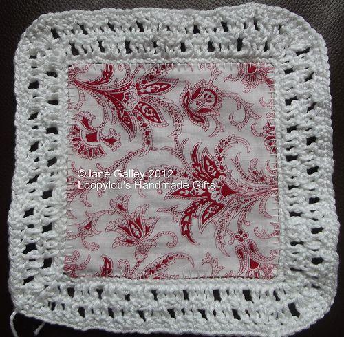 Fusion Blanket Crochet Along Crafts Pinterest Photos