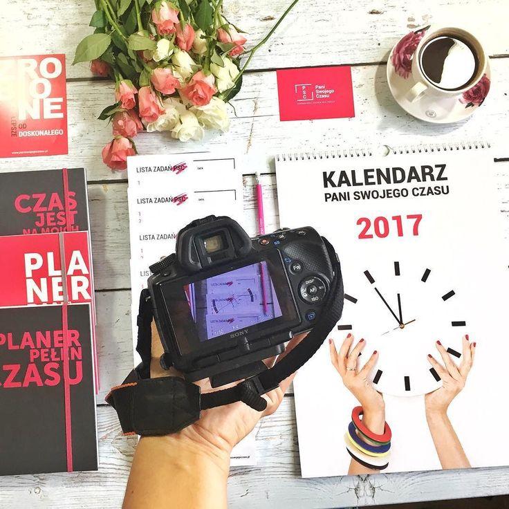 Sesja zdjęciowa za nami. Można iść do kina  A jakie Wy macie dzisiaj plany? #psc #paniswojegoczasu #sesja #sesjafoto #foto #roses #coffeeaddict #coffee #plannerlove #plannergirl #sobota #saturday #weekend #relax #relaks #kalendarzpsc #planerpsc