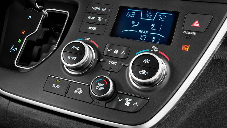 2015 Toyota Sienna price