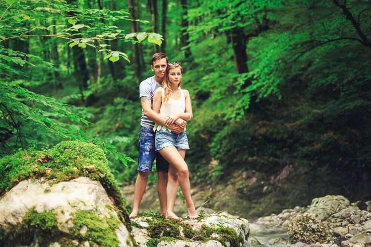 love story couples engagement photoshoot forest mountains river sochi green summer (1)