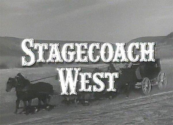Stagecoach West (TV Series 1960–1961)
