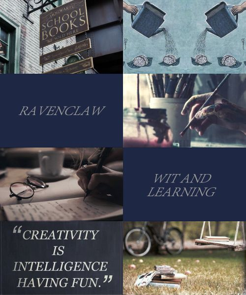 The Ravenclaw Drama Queen