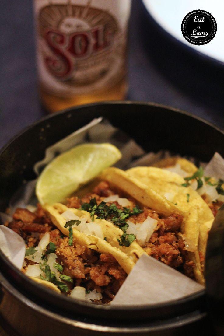 Tacos campechanos - La Chelinda