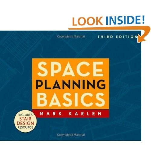 Space Planning Basics Mark Karlen 9780470231784 Amazon Books Interior Design EducationTextbookAmazons