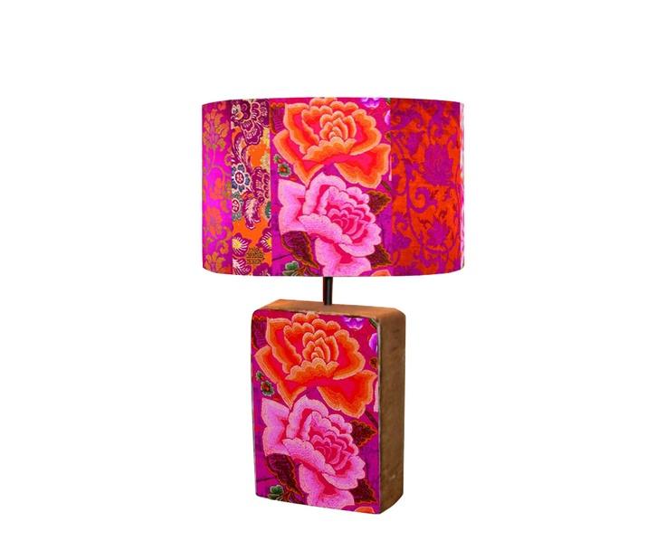 Lamp Shade | Mexican Rose - Anna Chandler