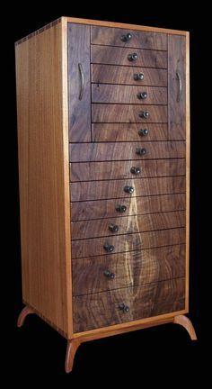 Leo Sharkey fine woodworking