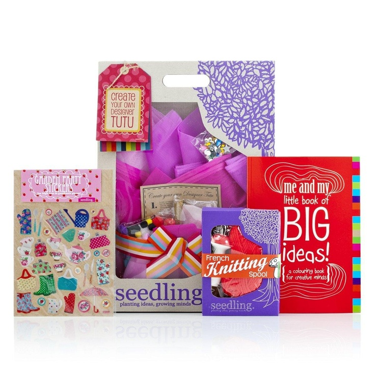 Seedling Create your own Designer Tutu Gift Pack  $49.99