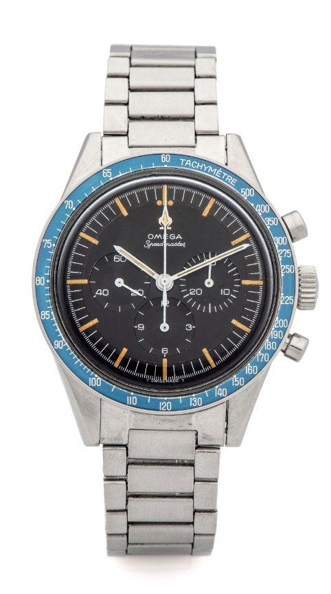 Omega Speedmaster*** 105.003-63 B&P*** 1964 - Roy & Sacha Davidoff SA