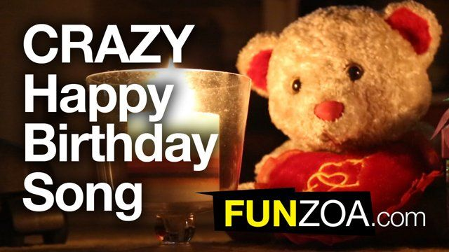 Funny! Happy Birthday Song of 21st Century sung by Funzoa Teddy. Gift this Very Funny Happy Birthday song to someone today. Best cheeky song for your friends, loved ones, family members on their special day or share it as an advanced birthday gift anyways. Enjoy this Best Birthday Song from http://Funzoa.com by the most adorable Teddy alongwith the lyrics. FREE video downloads http://funzoa.com/downloads/funzoa-song-video-downloads/ Follow us @ FACEBOOK : ...