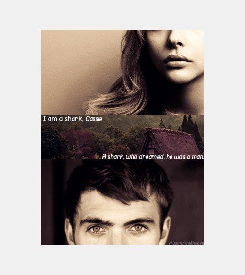 The 5th Wave cassie and Evan <3