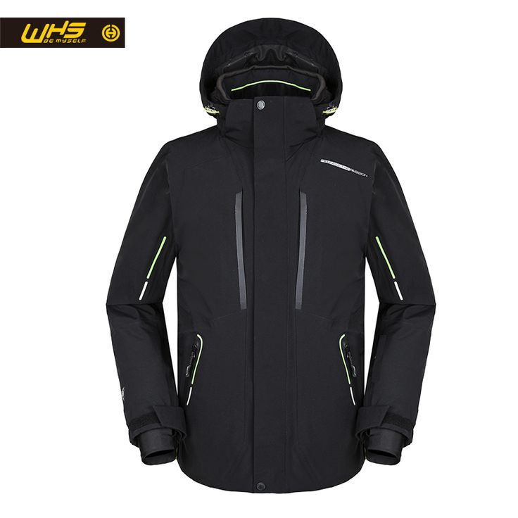 WHS 2018 New men Outdoor Ski Jackets windproof warm Coat mens snow jacket male Warm Jacket Man smart heated ski jacket. Yesterday's price: US $140.00 (113.61 EUR). Today's price: US $140.00 (114.30 EUR). Discount: 60%.