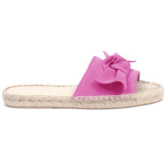 ¡Consigue este tipo de sandalias planas de MiMaO ahora! Haz clic para ver los detalles. Envíos gratis a toda España. Sandalia Beach Fucsia:  (sandalias planas, plana, sin tacón, sin tacon, flat, flache sandalen, sandalias planas, sandales plates, sandali bassi, planas)