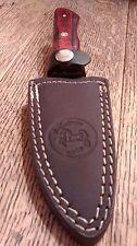 Wck. сделанный на заказ дамасская сталь, полный Тан, нож/красивая Вигго Мортенсен оболочка