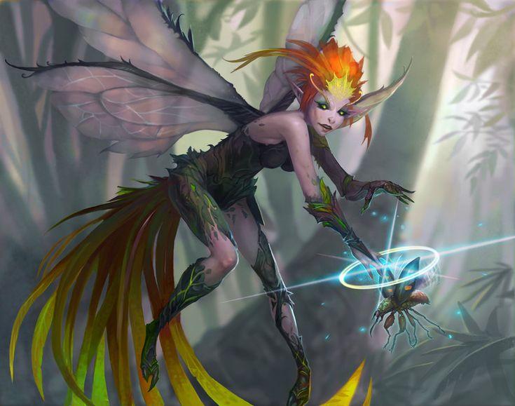 Fairy by AntonZemskov on DeviantArt