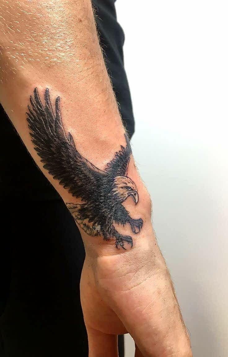 Tattoo klein arm männer Kleine Tattoos
