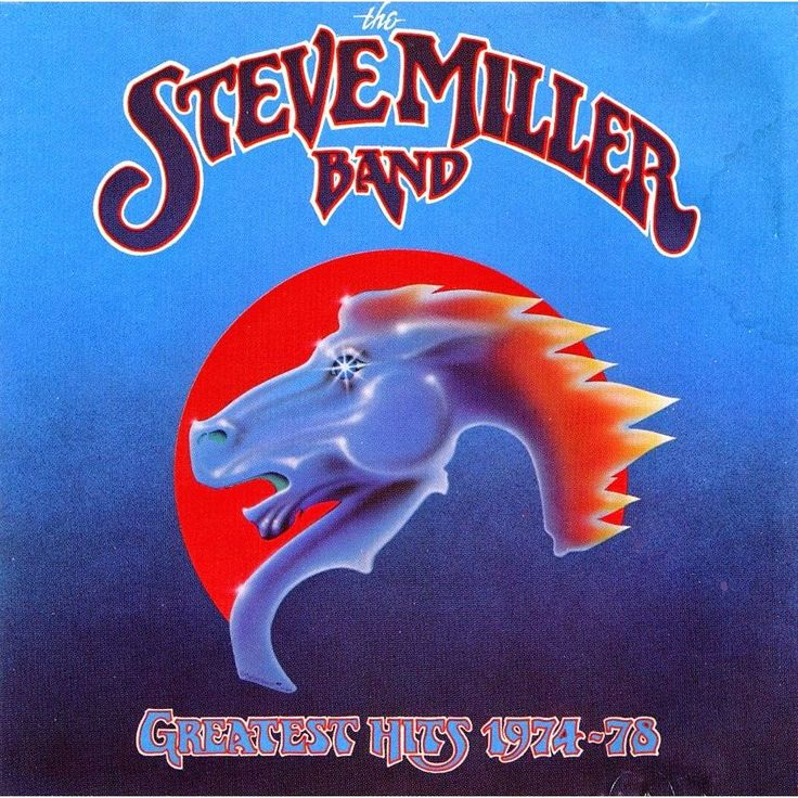 That was yesterday: Steve Miller Band - Greatest Hits 1974-78 (Full Al...