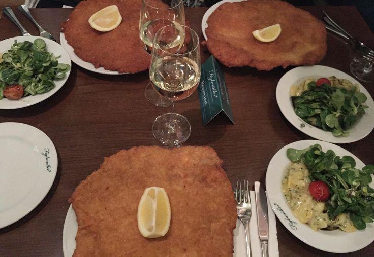Figlmüller Vienna - The best Schnitzel in the world