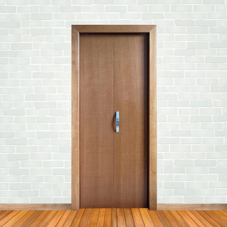 Com abertura articulada a porta camarão deixa a decoração ainda mais elegante