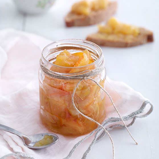 Earl Grey appelsiinimarmeladi - Reseptejä